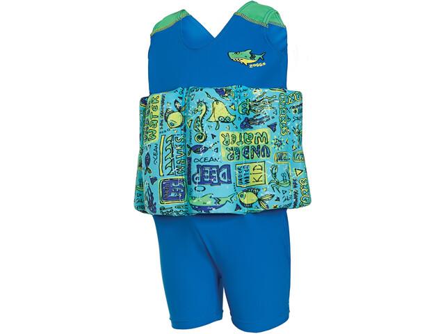 Zoggs Learn To Swim - Maillot de bain Enfant - bleu